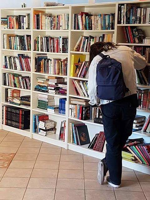 Χαρίστε τα βιβλία σας, για καλό σκοπό