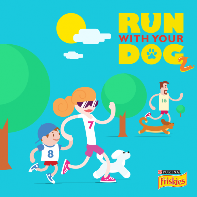 Run with your dog 2